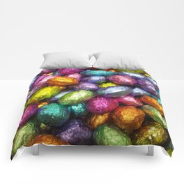 Chocolate Easter Eggs! Comforters