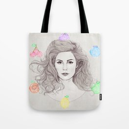 Fruit Machine Tote Bag