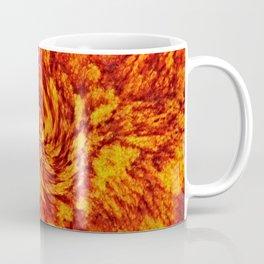Fire Cat. Coffee Mug