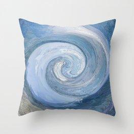 397 - Abstract Colour Design Throw Pillow