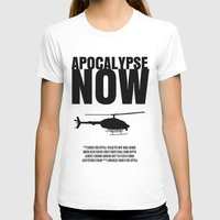 apocalypse now T-shirts featuring Apocalypse Now Move Poster by FunnyFaceArt