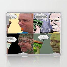 Good Clean Scandinavian Fun (Snuug? Waaaaaaaaaaaaaaah?) Laptop & iPad Skin