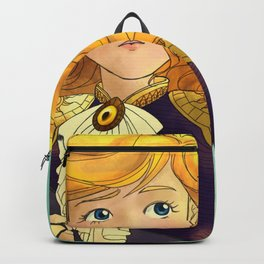 Tammy Wurtherington Freedom Fighter: Aqua Backpack