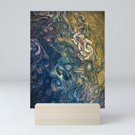 Exploring Jupiter Mini Art Print