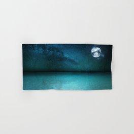 Night Swimming Hand & Bath Towel