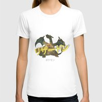 charizard T-shirts featuring Charizard by Thomas Official