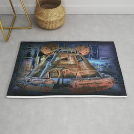 It's Space Time - Apollo Rug