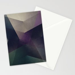 Modern Geometry No 58 Stationery Cards