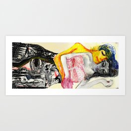 Love Sick Art Print