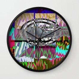 Purpose Nausea Wall Clock