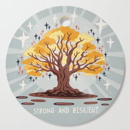 Strong and resilient Cutting Board