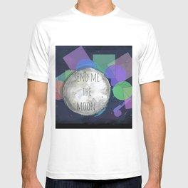 send me the moon T-shirt
