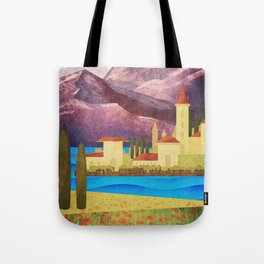 Italy Lombardy Tote Bag