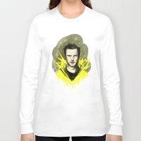 jesse pinkman Long Sleeve T-shirts featuring Pinkman by loridb