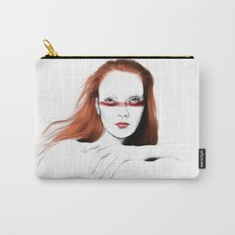 Love Girls - Blood redhead Carry-All Pouch