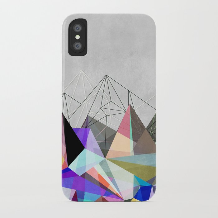 Colorflash 3 iPhone Case