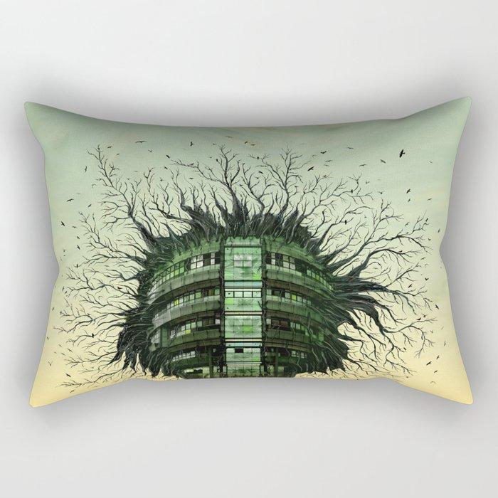 Anno 2122 ! Rectangular Pillow