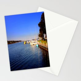 Thompson River - Paynesville - Australia Stationery Cards