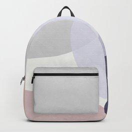 Pastel Shapes III Backpack