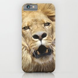 """""""The Lion King"""" iPhone Case"""