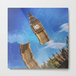 Big Ben, London (1) Metal Print