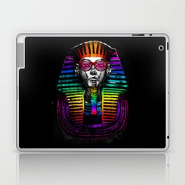 The King of Colors Laptop & iPad Skin