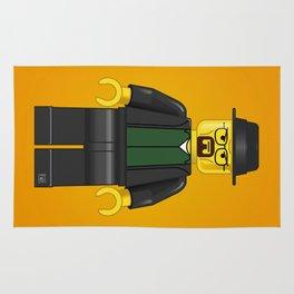 Lego Walter White - Vector Rug