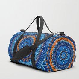 Hippie mandala 36 Duffle Bag