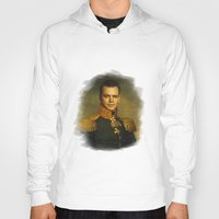 replaceface Hoodies featuring Matt Damon - replaceface by replaceface