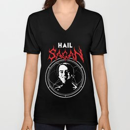 HAIL SAGAN Unisex V-Neck
