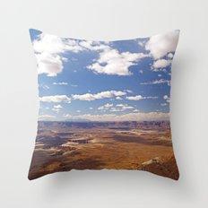 Canyonlands Vista Throw Pillow