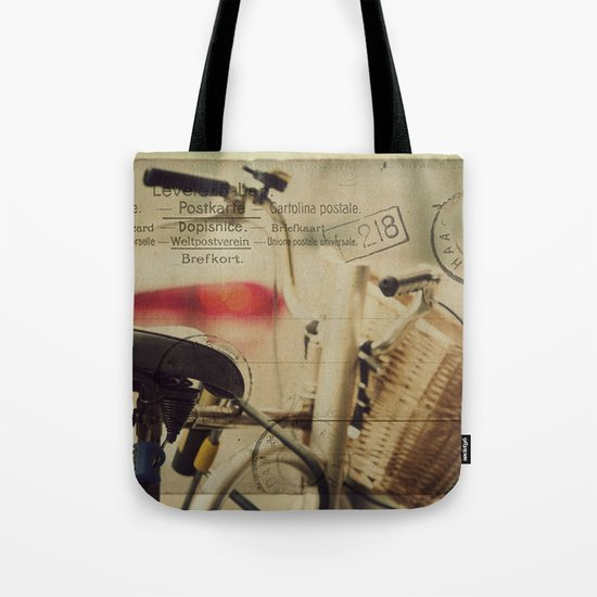 I just want to ride my bike today Tote Bag