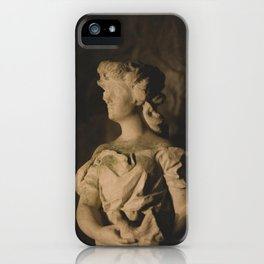 Leda - Photography Print iPhone Case