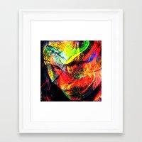 graffiti Framed Art Prints featuring Graffiti !! by shiva camille