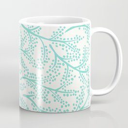 Branches – Mint Palette Coffee Mug
