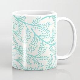 Branches – Mint Palette Coffee Mug