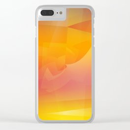 Captivating Clear iPhone Case