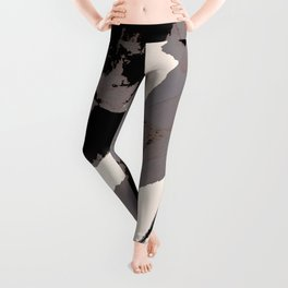 Organic No.1 #abstract #muted #society6 #artprints Leggings