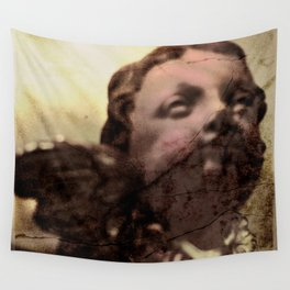 Angel Siting #1 Wall Tapestry