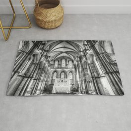 Rochester Cathedral Rug