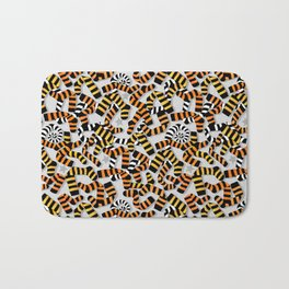 Tiger Toes and Laundry Terrors Bath Mat