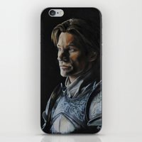 lannister iPhone & iPod Skins featuring Jaime Lannister by HevArtScenic