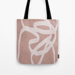 Abstract Flow I Tote Bag