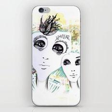 Cold iPhone & iPod Skin