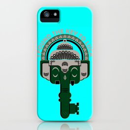 KEY to LUCK iPhone Case