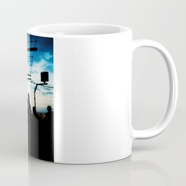 Eiffel Tower Silhouettes Coffee Mug