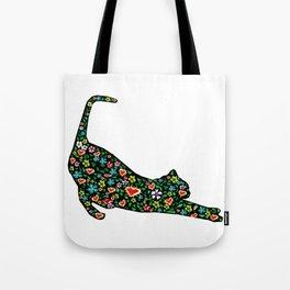Pretty Cat Tote Bag