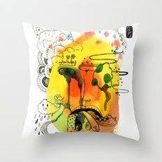 Imagination Throw Pillow