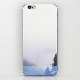 Into. iPhone Skin