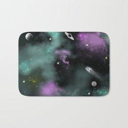 Deeep Space Bath Mat